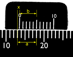 Construction of Diagonal and Vernier scales