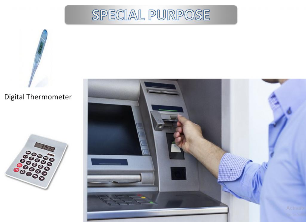 special purpose computer - computer classification