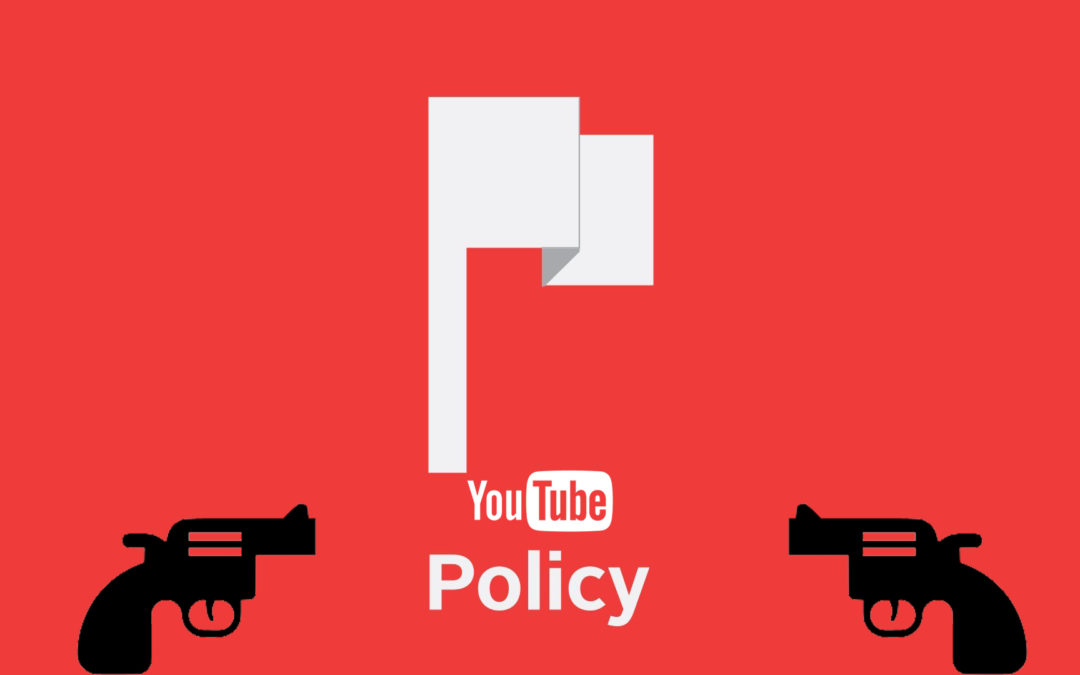 "YouTube ""BANG ON"" Policy Update: Ban Firearm Content"