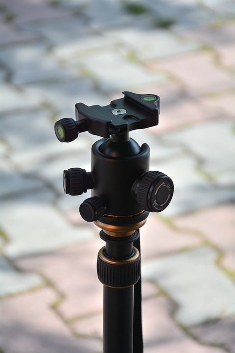 ball headed tripods for better snaps