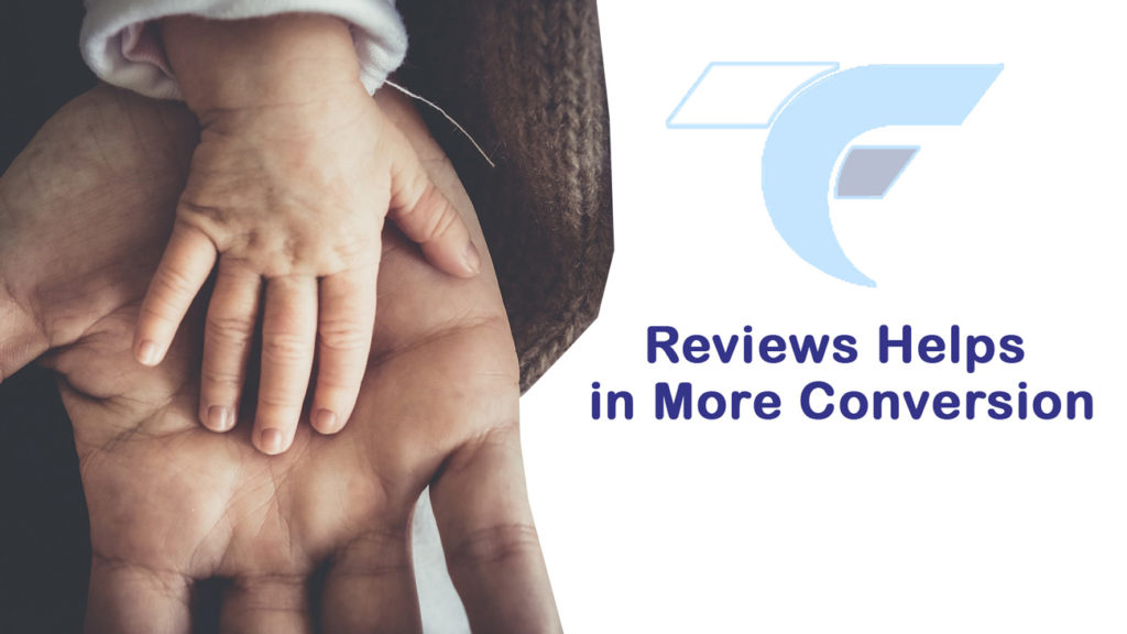 increase your conversion with reviews