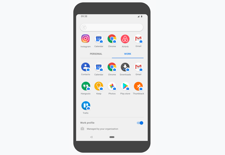 Android P Design
