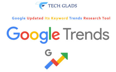 Google Updated Its Keyword Trends Research Tool