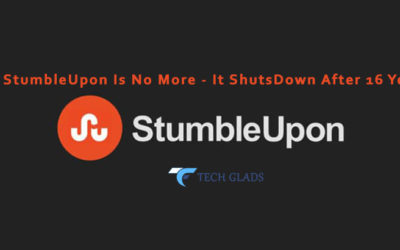 StumbleUpon Is No More – It Shuts Down After 16 Years