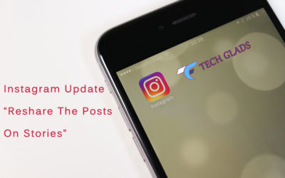 Instagram Update – Reshare The Posts On Stories