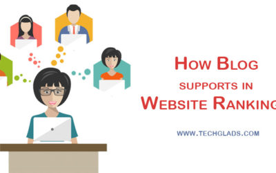 How Blog Supports in SEO (or) Ranking of a Website?