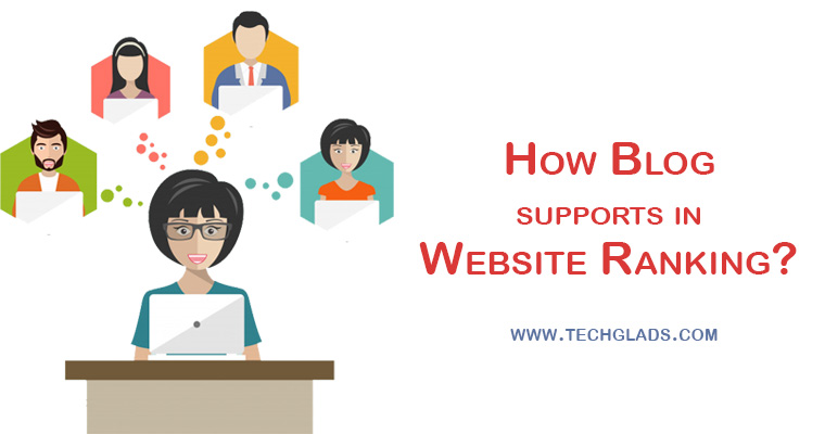 How Blog supports website seo
