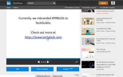 Get Quality Backlinks & Traffic from SlideShare(DA 95+)