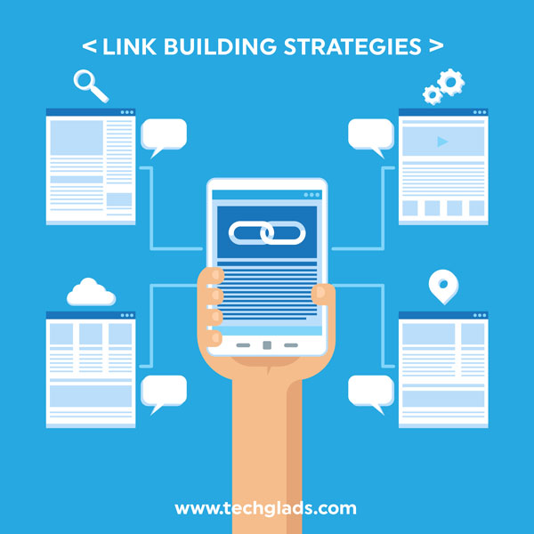 Link Building Strategies Sites List - Backlinks Techniques Tutorial