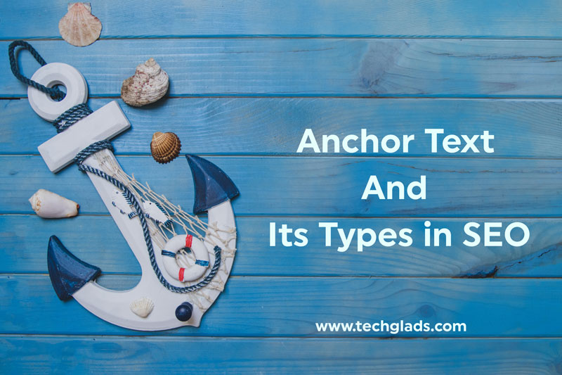 SEO Backlinks Anchor Text and Types