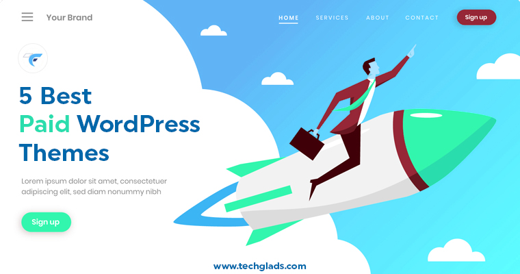 5 Best Paid Premium WordPress Themes