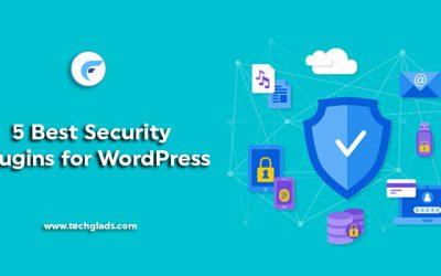 5 Best Security Plugins for WordPress in 2020