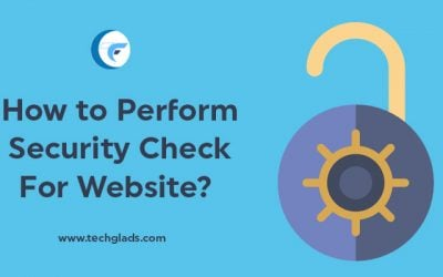 Checklist on How to Perform Security Check For Website? « TG