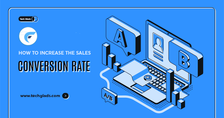 How to increase the sales conversion rate