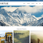 Virtue - Theme For Free
