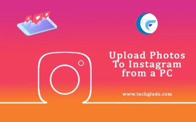 How to upload photos to Instagram from PC 2020 « Tech Glads
