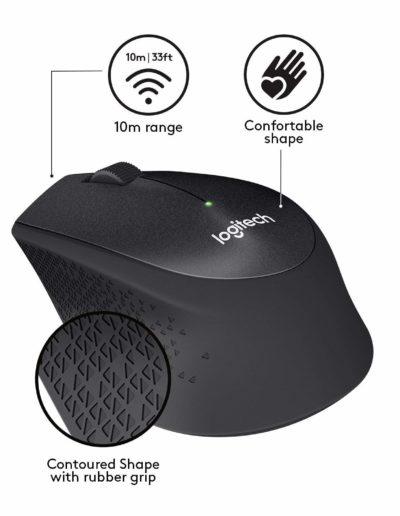 Logitech M331 Wireless Mouse