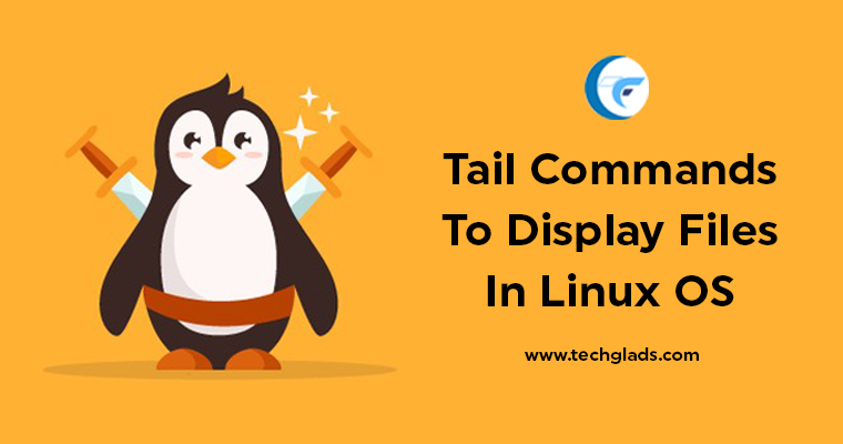 Tail Commands To Display Files In Linux OS