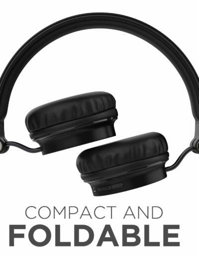 Boat Rockerz 400 On-Ear Bluetooth Headphones (Easy Comfort)
