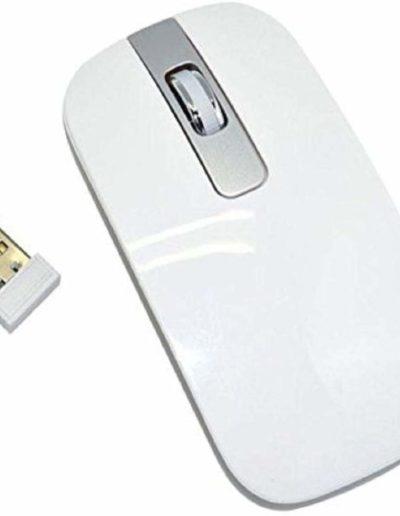 Mix Cart Ultra Thin Fashion 2.4G Wireless Keyboard & Mouse Combo Kit - Mouse