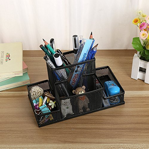 Metal Pen Holder