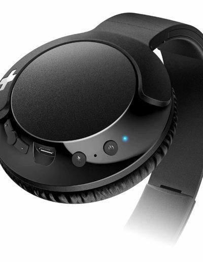 Philips Bass+ Bluetooth Headset SHB3175BK (Long Wearing Comfort)